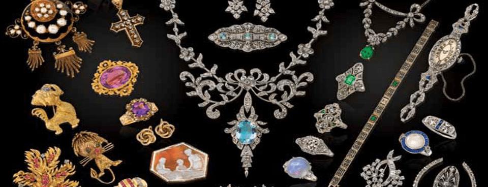 Compro gioielli antichi Roma